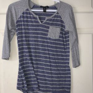 American dream half long sleeve shirt